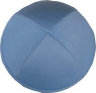 Light Blue Cotton Kippah