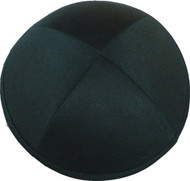 Dark Green Cotton Kippah