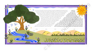 Oak Meadow Ketubah