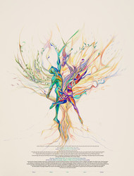 Let us dance for Life Ketubah