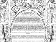 My Beloved Ketubah