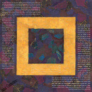 A Kiss Like Wine Ketubah by Nishima Kaplan
