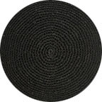 Black Knit Kippah