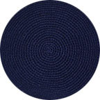 Navy Knit Kippah