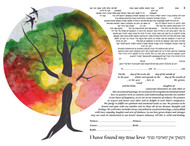 In Love Ketubah