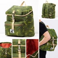 POLER FIELD PACK (Green Camo)