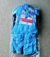 CRANE Kids Ski Snowboarding Jacket&Pants Set Water Wind Proof Breathable(98/104)