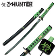 Z HUNTER SAMURAI SWORD (Black Blade)