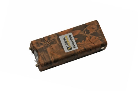 "3.5"" KWIK FORCE ULTRA MINI (CAMO) W/ BUILT-IN CHARGER"
