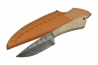 "8"" BONE COUGAR SKINNER (DM-1124"
