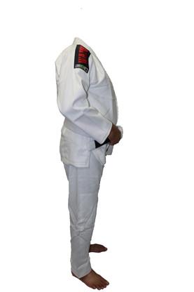 White Jiu Jitsu Gi Uniform