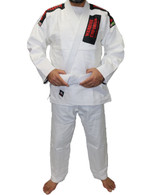 Jui Jitsu Gi Diamond Cut (White)