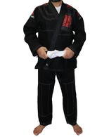 Black Jiu Jitsu Gi Uniform