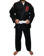 Black Jiu Jitsu Gi Uniform