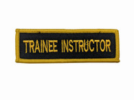 Rank Patch - Trainee Instructor