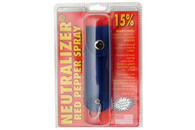PEPPER SPRAY (Blue)