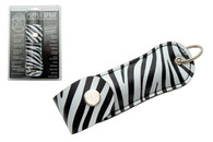 ZEBRA PRINT PEPPER SPRAY