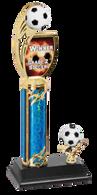 Custom Graphic Soccer Trophy