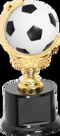 Spinning Soccer Trophy