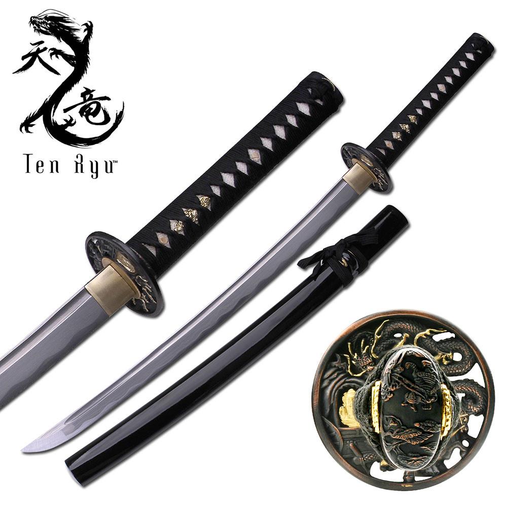 TENRYU HANDMADE SWORD (Ray Skin)