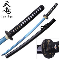 Ten Ryu HAND FORGED SAMURAI SWORD