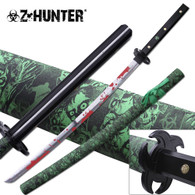 Z HUNTER SAMURAI SWORD