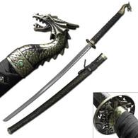 ORIENTAL SWORD (Black Blade)