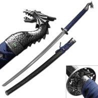 ORIENTAL SWORD (Blue Cord)