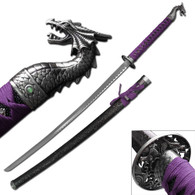 ORIENTAL SWORD (Purple Cord)