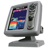 SI-TEX CVS-126 Dual Frequency Color Echo Sounder