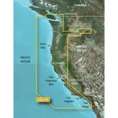 Garmin Bluechart g2 Vision - VUS037R - Vancouver - San Diego - microSD/SD
