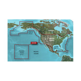 Garmin BlueChart g2 - HXUS039R - US All & Canadian West - microSD/SD