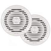 "JENSEN MS6007WR 6.5"" Coaxial Marine Speaker - (Pair) White"