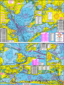 Fishing Map (With GPS) - Hook-N-Line  F-102 Galveston Bay Area