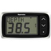 Raymarine i40 Depth Display System w/Transom Mount Transducer