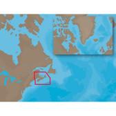 C-MAP NT+ NA-C205 - Fundy, Nova Scotia, Pei & Cape Breton - C-Card
