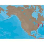 C-MAP NT+ NA-C313 - Muscongus Bay-Cape May: Bathy - C-Card