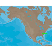 C-MAP NT+ NA-C316 - Cape Lookout-Jax: Bathy - Furuno FP-Card