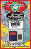 Fishing Hotspots - Hook-N-Line F-109 Lake Sam Rayburn