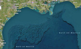 Fishing Hotspots for Mobile Apps - Hook-N-Line Offshore Gulf of Mexico - Post Ike