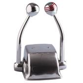 Ongaro Standard Control Arm Set w/Red Throttle Knob & Plain Shift Knob