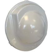 """Ritchie LL-C Globemaster 5""""Flush Cover - White"""