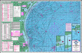 Fishing Map (With GPS) - Hook-N-Line F-126 Hook-N-Line Offshore Lower Gulf of Mexico