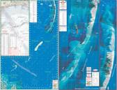 Fishing Map (With GPS) - Hook-N-Line F-132 Chandeleur Islands Area