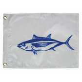 "Taylor Made 12"" x 18"" Tuna Flag"