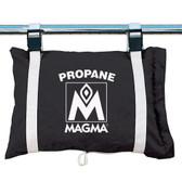 MagmaPropane \/Butane Canister Storage Locker\/Tote Bag - Jet Black