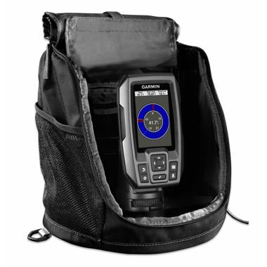 Garmin STRIKER 4 Portable Fishfinder Bundle w\/77\/200kHz Transducer
