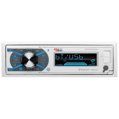 Boss Audio MR632UAB Single-DIN MECH-LESS Multimedia Player USB\/SD\/MP3\/WMA\/AM\/FM (no CD\/DVD) w\/ Bluetooth