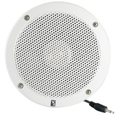 "Poly-Planar 5"" VHF Extension Speaker (Single) - Flush Mount - White"