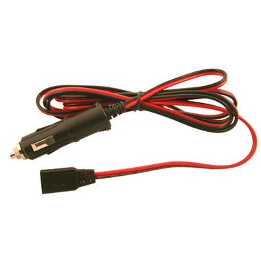 Vexilar Power Cord Adapter f\/FL-8  FL-18 Flasher - 12 VDC - 6